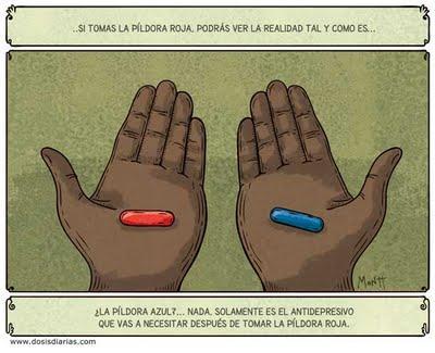 Píldora Azul – AlbertoMontt