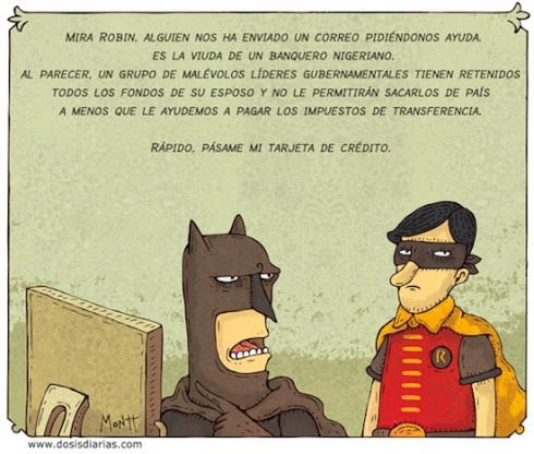 Batman y Robin – AlbertoMontt