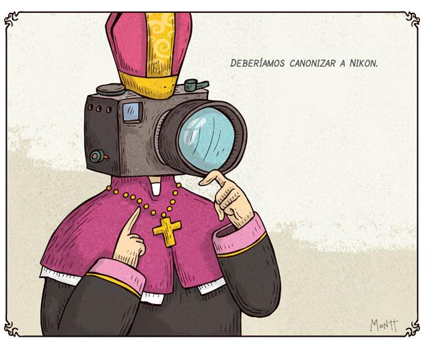 Deberíamos canonizar aNikon